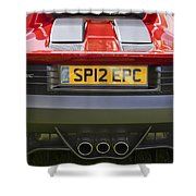 Ferrari Sp12 Ec Shower Curtain