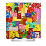 Frame Of Mind Shower Curtain