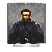 Gen. Ulysses S. Grant Shower Curtain