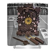 Grand National Wedding Cake Competition 516 Shower Curtain