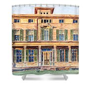 Italianate House Ny Shower Curtain