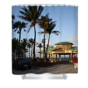 Lauderdale By The Sea Shower Curtain