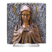 Mary Daughter Of Joachim Shower Curtain