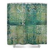 Mesopotamia Shower Curtain