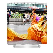 Montreal Gay Pride Parade 2 Shower Curtain