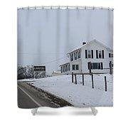 Prairie Lane Shower Curtain