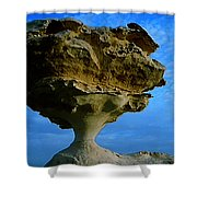 Pure Egypt  Nature Shower Curtain