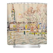 Rouen Shower Curtain