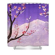 Spring Will Come Shower Curtain