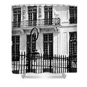 St Germain Des Pres Shower Curtain