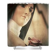 St. Therese Shower Curtain