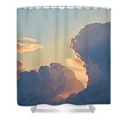 Thunder Struck Shower Curtain