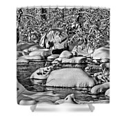 Tohickon Creek Shower Curtain