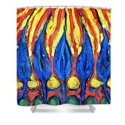Without Mercy Shower Curtain