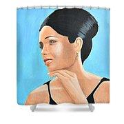 0003 Elnora Shower Curtain
