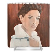 0004 Tanya Shower Curtain