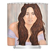 0006 Jordana Shower Curtain