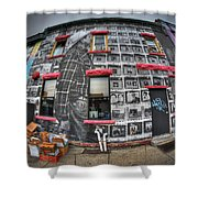 001 Allen St Hardware Shower Curtain