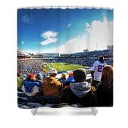 001 Buffalo Bills Vs Jets 30dec12 Shower Curtain