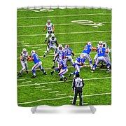 0010 Buffalo Bills Vs Jets 30dec12 Shower Curtain