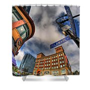 002 Delaware And Chipp Shower Curtain