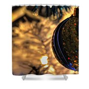 002 Silent Night Series Shower Curtain