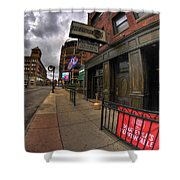 0020 Tap House Pub And Grill Shower Curtain