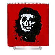 Che Of The Dead Shower Curtain