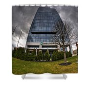0028 Embassy Suites Shower Curtain