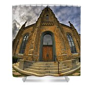 003 Westminster Presbyterian Church Shower Curtain