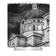 0039 The Basilica Of St. Josaphat Shower Curtain