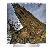 006 Westminster Presbyterian Church Shower Curtain