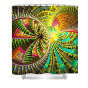0065 Shower Curtain