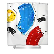010222 Shower Curtain