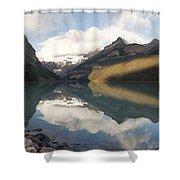 0183 Lake Louise Shower Curtain