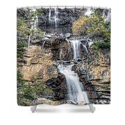 0194 Tangle Creek Falls 9 Shower Curtain