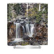 0202 Tangle Creek Falls 5 Shower Curtain