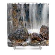 0203 Tangle Creek Falls 4 Shower Curtain