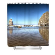 0238 Cannon Beach Oregon Shower Curtain