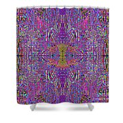 0320 Abstract Thoyght Shower Curtain