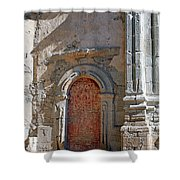 0328 Mission At San Juan Capistrano Shower Curtain
