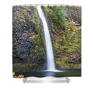 0509 Horsetail Falls Shower Curtain