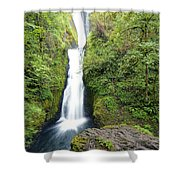 0511 Bridal Veil Falls Shower Curtain
