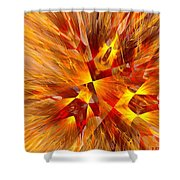 0511 Shower Curtain by I J T Son Of Jesus