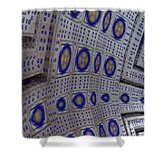 0514 Shower Curtain by I J T Son Of Jesus