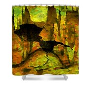 0519 Shower Curtain