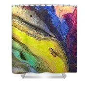 0524 Shower Curtain by I J T Son Of Jesus