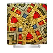 0532 Shower Curtain by I J T Son Of Jesus