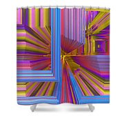 0537 Shower Curtain