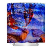 0539 Shower Curtain by I J T Son Of Jesus